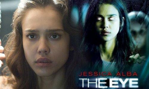 Jessica Alba, la star de The Eye
