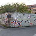 [Street <b>Art</b> in Valence] le chemin de ronde