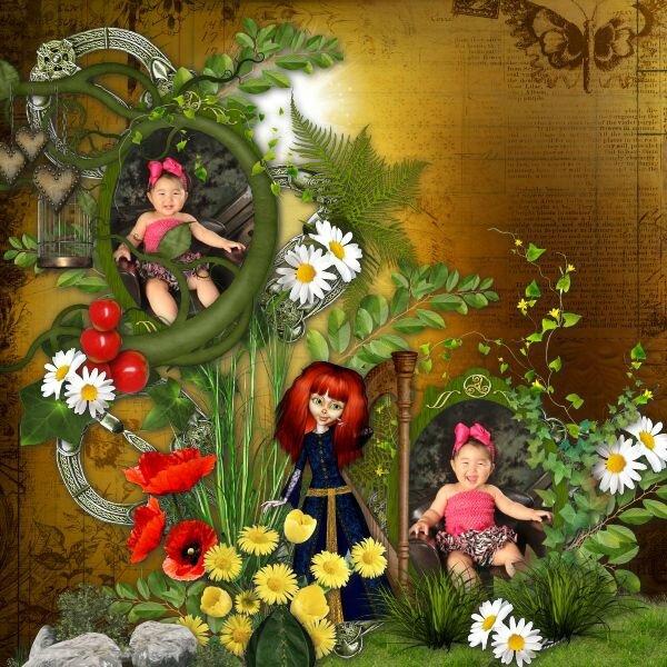 Mellye Création - l'indomptable princesse - photo Gilles Greder2