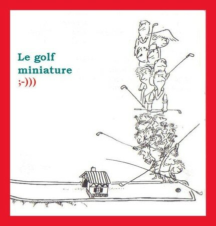 golfminiature