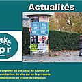 Législatives dans la 1re circonscription du Val-d'Oise : les candidats repartent en campagne