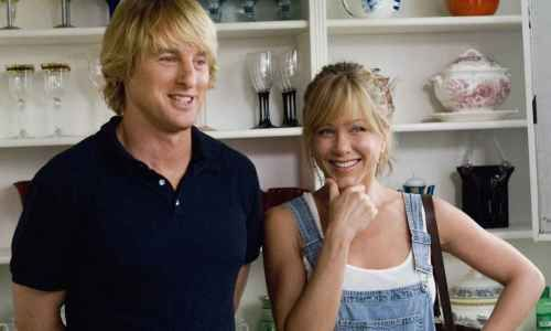 Owen Wilson et Jennifer Aniston