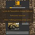 Le blog de l'association Alter Ego Rennes. Projets archéologiques et culturels, chantiers internationaux, médiation et pédagogie