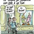 Dessinateurs en folie