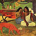 Gauguin (Lettre à Jacques Brel), de Barbara