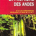La prophtie des <b>Andes</b> de James Redfield