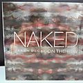 Naked On The Run <b>Urban</b> Decay