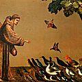 Rumi et Saint François
