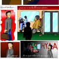 les dessins de ryu