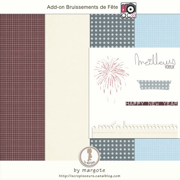 Bruissements de Fête by ACO