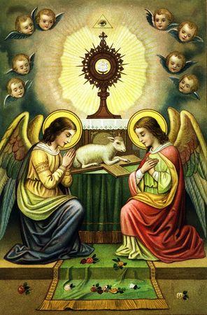 """2 juin 2013 """"Le Saint Sacrement Solennité du Seigneur """" 85185520_p"""