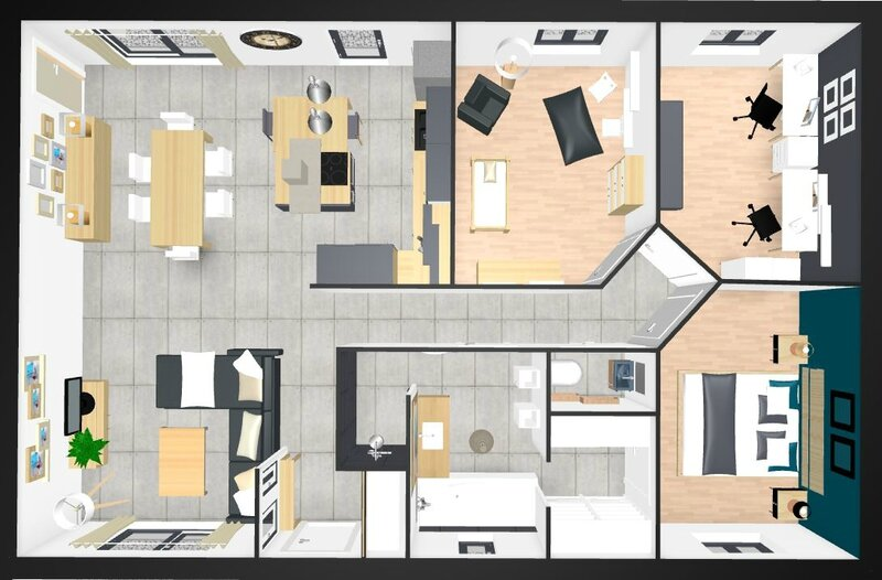 Creer sa maison en 3d gratuit architecture design for Creer sa chambre en 3d