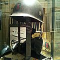 Big Red One Museum in Normandy...