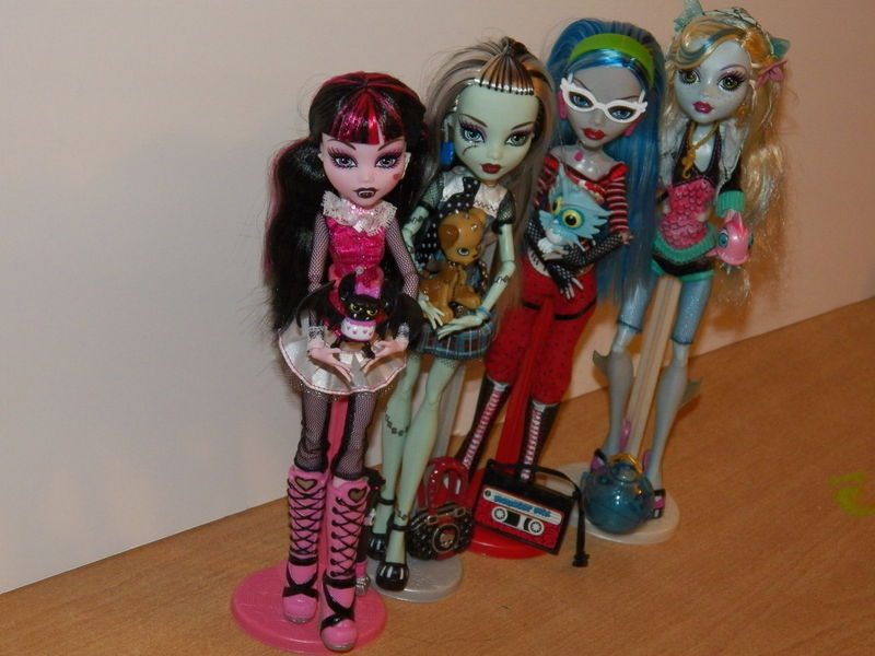 Mes Monster High - Nouvelle robe bas pages 5 & 6 66244513