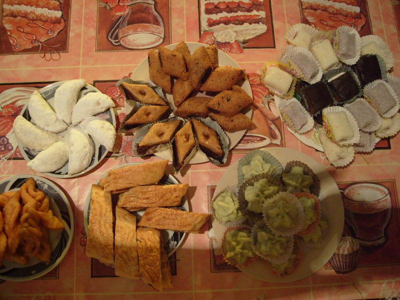 Saha aidkoum blog 1 amour de cuisine algerienne chez soulef for 1 amour de cuisine chez soulef