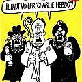 Charlie, la caricature et « l'<b>islamophobie</b> »