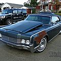 Lincoln <b>Continental</b> hardtop coupe-1966