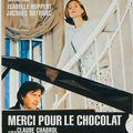 Merci pour le chocolat.
