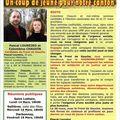 Blog pour la candidature de Pascal LOUREIRO et Colombine CHAUVIN aux élections cantonales de Sellières