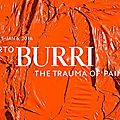 First exhibition in the U.S. devoted to Alberto Burri in nearly 40 years opens at the Guggenheim Museum