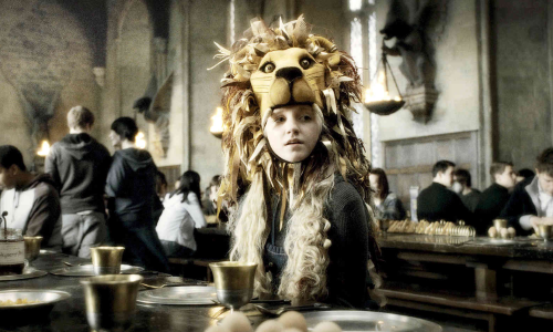 Evanna Lynch est Luna Lovegood
