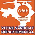 INTERCO CFDT 30