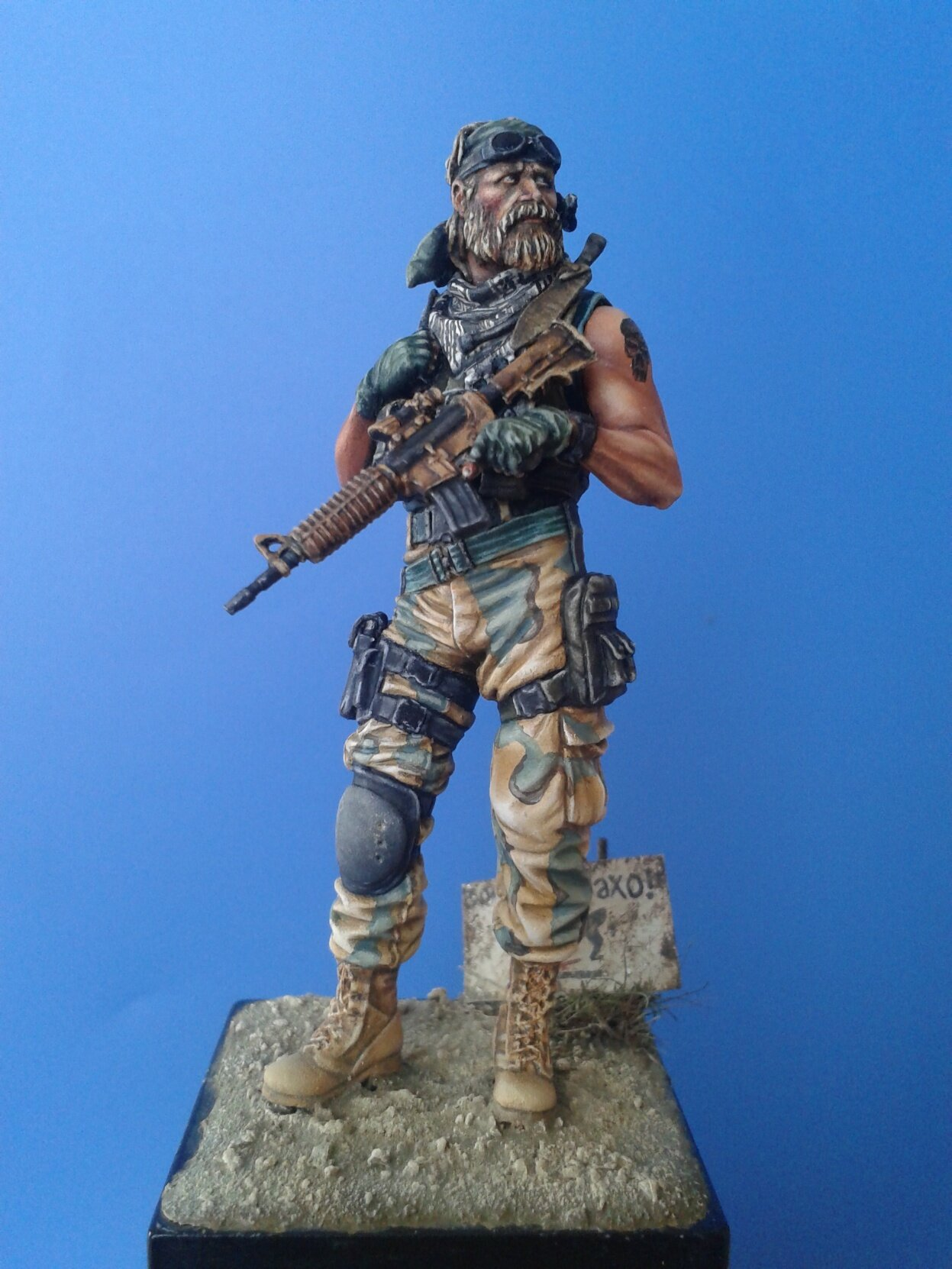Green Beret-knight models TERMINE - Page 2 106310917_o