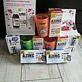 <b>Tests</b> de produits : vitamines Azinc