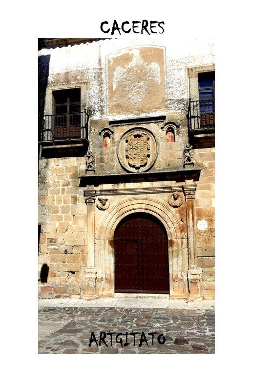 Caceres Artgitato Espagne 2
