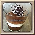 Mousse 3 <b>chocolats</b>