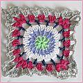 <b>Granny</b> Square by Simply Crochet #20