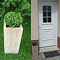 DIY déco jardin : faire un <b>cache</b>-<b>pot</b> pour une boule de buis