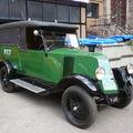 <b>RENAULT</b> NN camionnette postale 1927