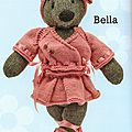 Tiny Dancer Bella <b>Bear</b> - Val Pierce