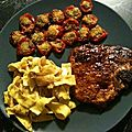 Bibica's cooking
