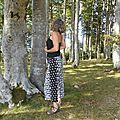 Un <b>pantalon</b> d'été
