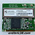 CARTE WIFI BROADCOM HP NC4000