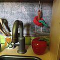Sc n °242 : éponge , pétassou , <b>tawashi</b> ... le <b>tawashi</b> pomme