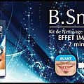 B.Smile - Kit de Nettoyage <b>Dents</b> Blanches - DietWorld