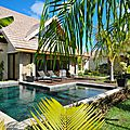 La location d'une villa de luxe pour vos <b>Vacances</b> de noël a l'ile Maurice.