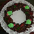 Idées de <b>desserts</b> sympas et faciles pour Noël