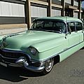 <b>Cadillac</b> series 60 Special Fleetwood 4door sedan-1955