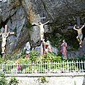 Les <b>croix</b> et les calvaires