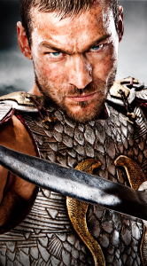 Andy Whitfield est Spartacus