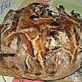 pain aux oignons caramélisés