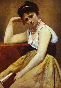 Corot portrait