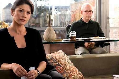 Catherine Zeta Jones & Bob Balaban