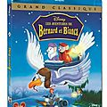 LES AVENTURES DE <b>BERNARD</b> ET <b>BIANCA</b>