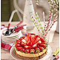Chouette, enfin des fraises !