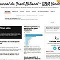 Votre Quotidien Electronique, Multi-Sources, FN-RBM 85 ( A partir de 9H00 )